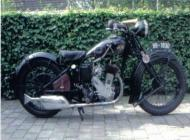1930 AJS R9