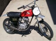 1976 Honda XR 75