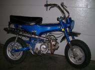 1970 Honda CT-70