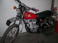1975 Honda XL125