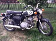 Honda CA175