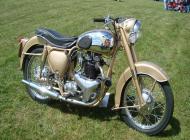 1956 BSA Golden Flash