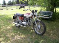 1971 BSA A65L