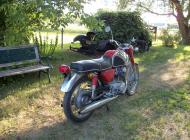 1968 Honda CB77 Superhawk