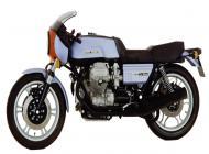 1975 Moto Guzzi Le Mans