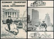 Vespa Australia 1955-56