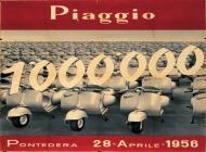 Un Milione Vespa 1956