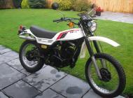1980 Yamaha DT250MX