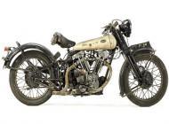 1932 Brough Superior 680 Black Alpine
