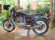 1984 Honda CB250T Hawk