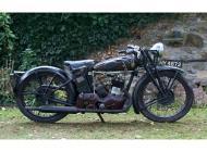 1932 Triumph Model WL