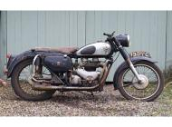 1959 Matchless G9