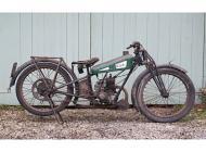 1929 BSA Model A29