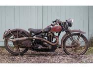 1938 Red Hunter