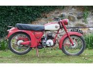 1960 Francis-Barnett Plover 78