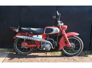 1965 Honda C110 Sports Cub