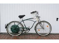 1952 Cyclemaster & Schwinn Cruiser Classic Bicycle