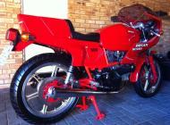 1983 Ducati 500 Pantah