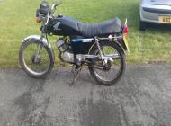 1984 Honda H100