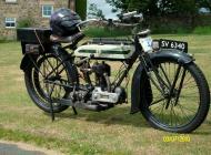 1922 Triumph Model H