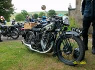 1928 BSA Sloper 500cc