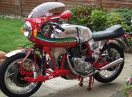 1974 Difazio Ducati 750GT