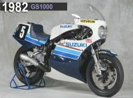 1982 Suzuki GS1000 Racing Bike