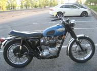 1968 Triumph Trophy Special