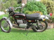 1971 Yamaha RT1B