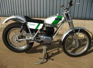 1974 OSSA 250 MAR Trials