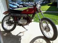 1972 Yamaha LT2