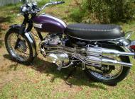 1970 Triumph Tiger T100C