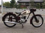 1957 Yamaha YA1