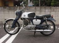 1962 Honda CB92