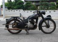 1953 Honda Dream 2E