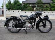 1954 Honda Dream 4E