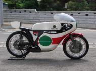 1973 Yamaha TZ250A
