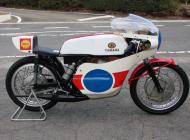 1974 Yamaha TZ250B