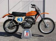 1975 Harley Davidson MX250 Prototype