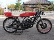 1976 Honda MT125R