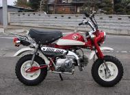 2000 Honda Monkey Bike