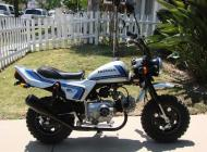 Freddie Spencer Honda Monkey Bike