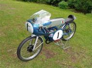1959 Itom 50cc Racer