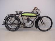 Fritz Moser 250cc 2&½hp 1920