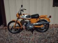 1964 Yamaha YGS1T