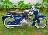 1962 Honda Dream 250
