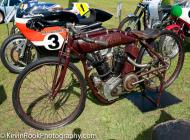 Indian 8 Valve Works Racer