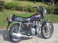 1979 Kawasaki Z650 SR D2