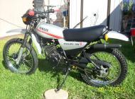 1980 DT175 MX