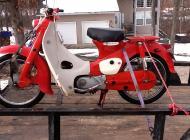 1962 Honda C100